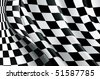 Racing Background, vector - stock photo