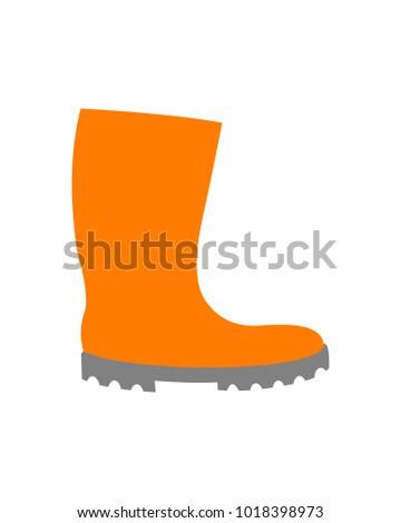 Rain boots logo template stock vector 1018398973 shutterstock rain boots logo template maxwellsz
