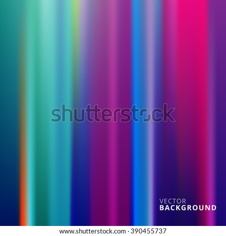 Rainbow colorful blured abstract background. Vector illustration.