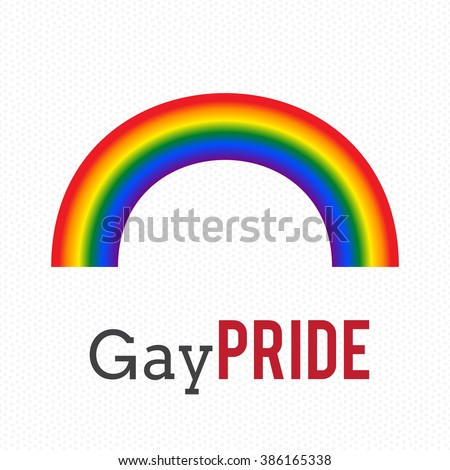 Rainbow Logo Icon Template Set Stock Vector 506126008 - Shutterstock