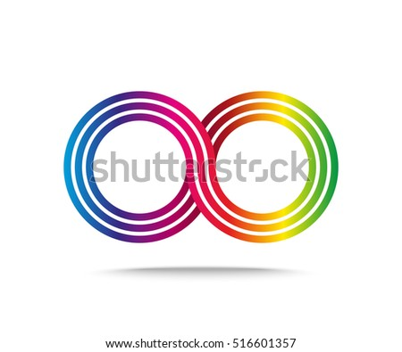 Rainbow Lines Stock Images, Royalty-Free Images & Vectors