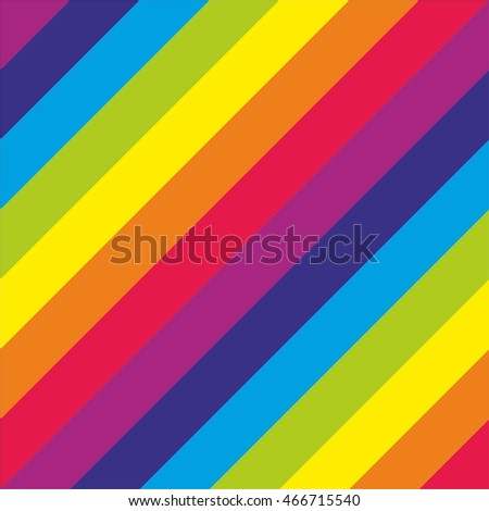 Rainbow symbol of peace. vector illustration background