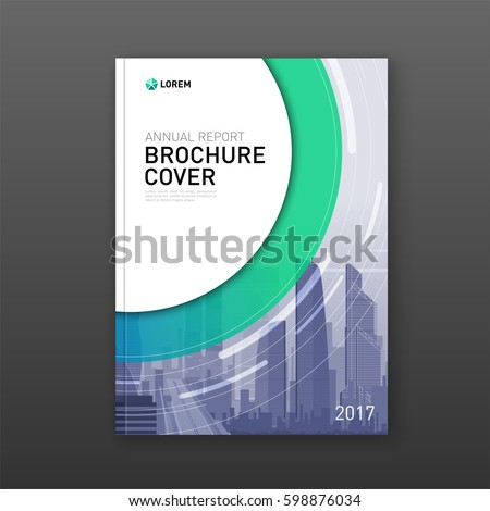 successful brochure design - business vector set brochure template layout stock vector