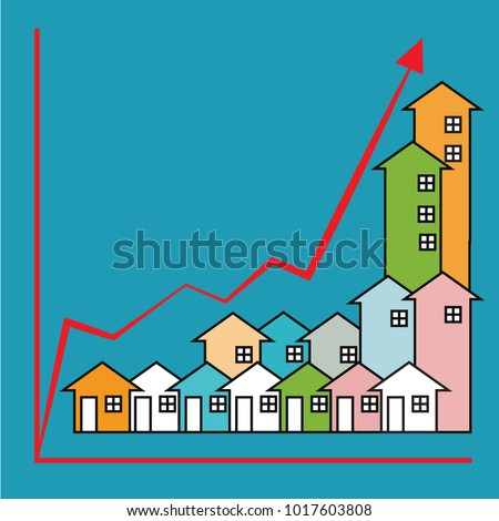 Real estate is booming, the volume of housing grows as a result