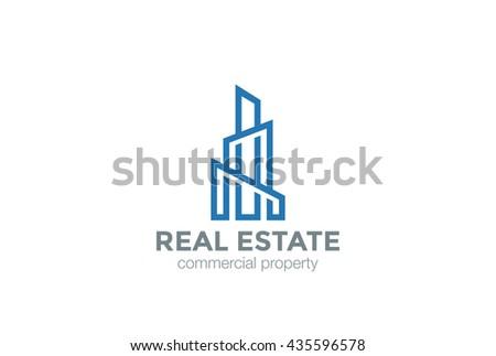 real estate business logo