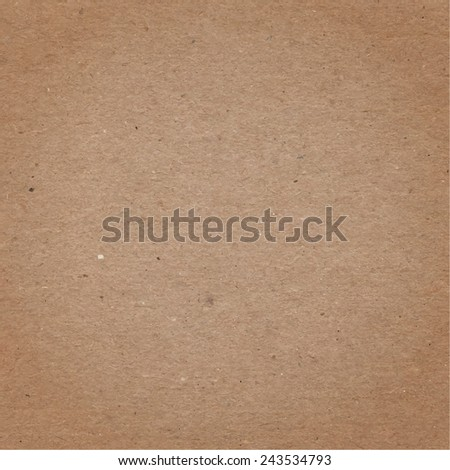 Realistic cardboard stained texture. vector illustration.