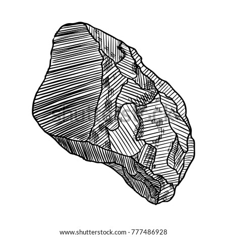 Mineral Drawing