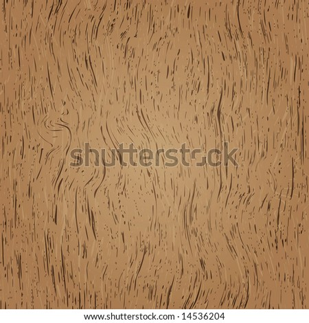 realistic illustrated wood grain background in two tone brown