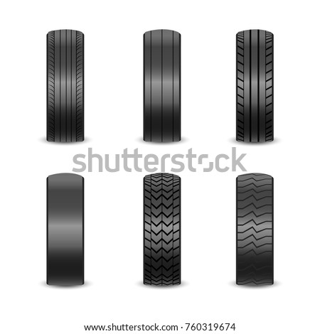 Different Trucks Types Stock Images Royalty Free Images