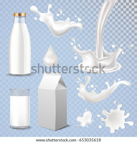 Milk Bottle Stock Images Royalty Free Images Amp Vectors
