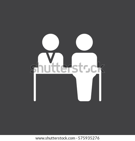 Reception Icon Vector Filled Flat Sign Stock Vector Hd Royalty Free