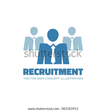 Image gallery hiring agency icons for Bureau recruitment