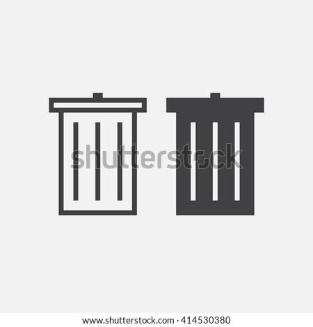recycle bin icon, recycle bin icon vector,recycle bin , recycle bin flat icon, recycle bin icon eps, recycle bin icon jpg, recycle bin icon path, recycle bin icon flat, recycle bin icon app, recycle - stock vector