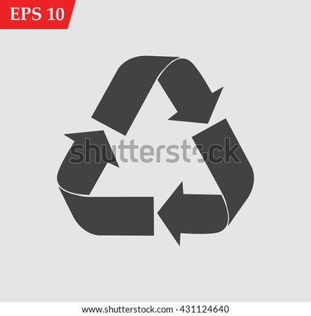 Recycle Icon Vector. Recycle Icon JPEG. Recycle Icon Object. Recycle Icon Picture. Recycle Icon Image. Recycle Icon Graphic. Recycle Icon Art. Recycle Icon JPG. Recycle Icon EPS. Recycle Icon AI. - stock vector