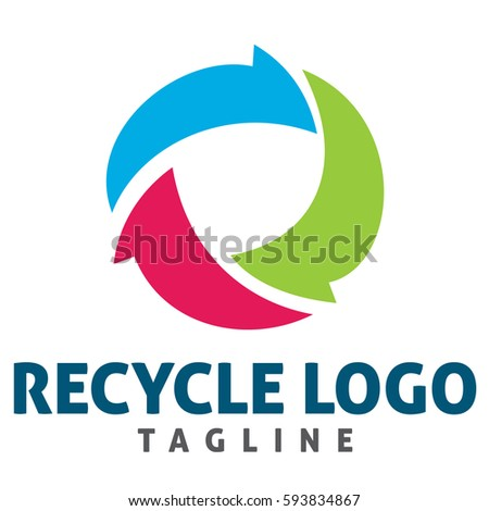 recycle logo stock images royaltyfree images amp vectors