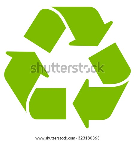 recycle vector icon style flat symbol stock vector 323180363 rh shutterstock com recycle victoria bc recycle vector art