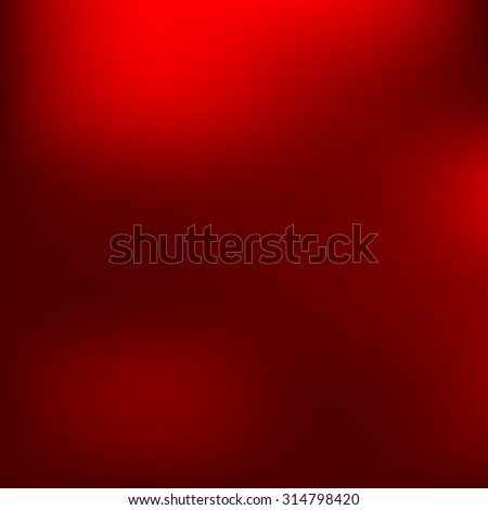 Red abstract background for your Christmas cards design. Vector illustration EPS10 - stock vector