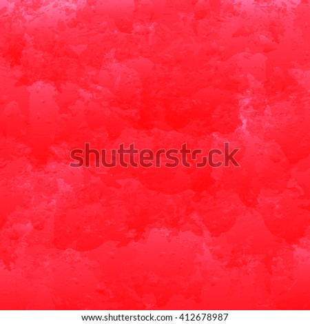 Red abstract background for your design. Vector illustration