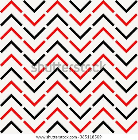 red black chevron pattern stock vector hd royalty free 365118509 rh shutterstock com chevron pattern vector free download