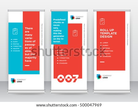 red blue training growing team building stock vector 500047969