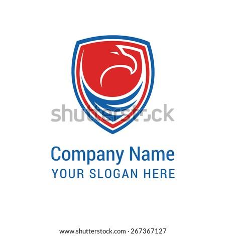 eagle logo stock photos royaltyfree images amp vectors