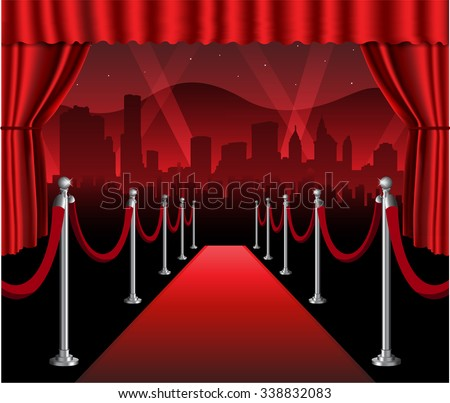 Hollywood Background Stock Images Royalty Free Images