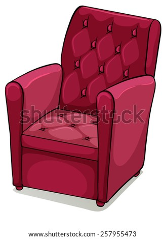 Comfy chair stock images royalty free images vectors for White comfy chair