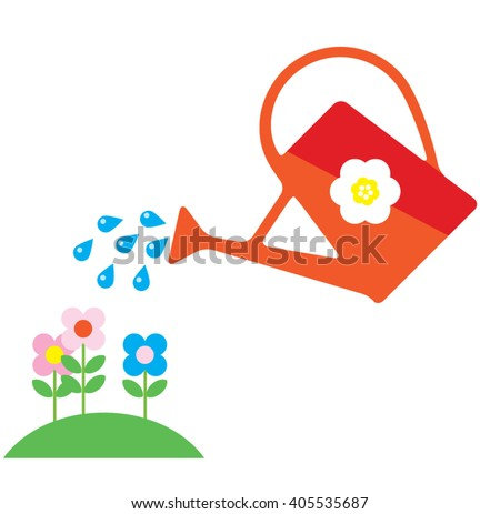 Watering-can Stock Images, Royalty-Free Images & Vectors ...