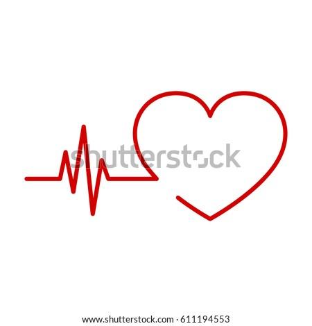 Heartbeat Heart Image