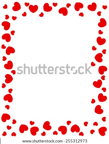 Heart Border Stock Images, Royalty-Free Images & Vectors ... | 358 x 470 jpeg 39kB