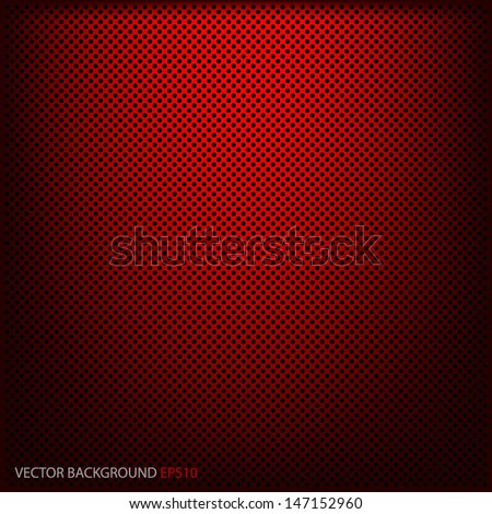 red metal background pattern texture grey metal steel message board for text and message design - stock vector