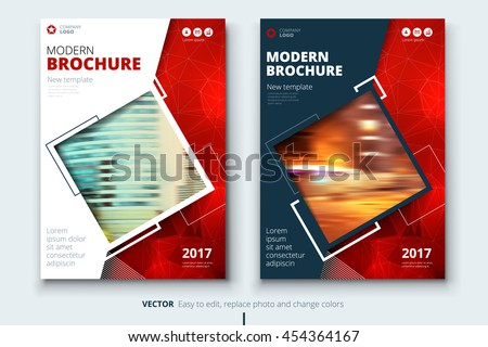 Reported Ad Pages Fotografie sn mky pro leny zdarma a vektory – Annual Report Cover Page Template