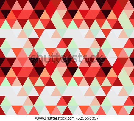 Red pattern background, warm, fresh, colorful and super bright. Colors shades: red, burgundy, white, grey, apricot, pink.