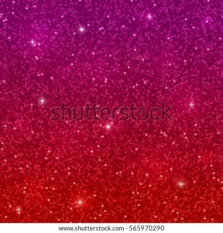 red purple glitter background vector