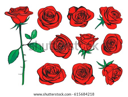 Roses Stock Images Royalty Free Images Vectors Shutterstock
