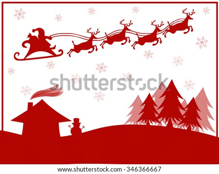 stock images  royalty free images   vectors shutterstock Santa Claus Outline Template Cartoon Vector