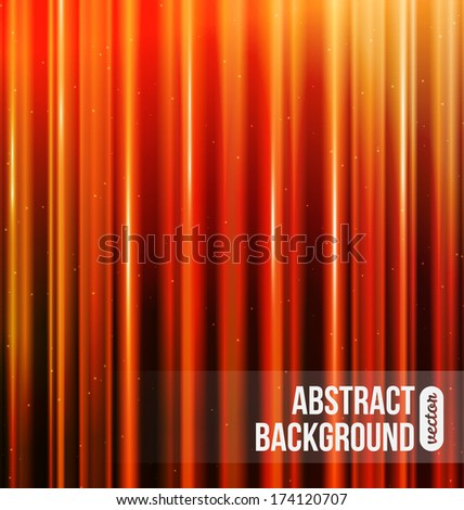 Red stripes abstract background