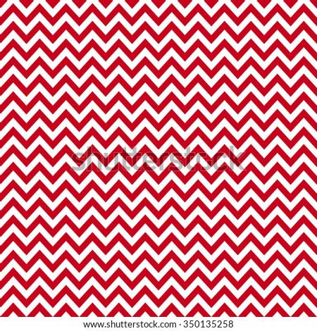 red & white chevron pattern, seamless texture background