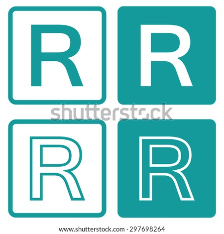 Register Now Button - stock vector