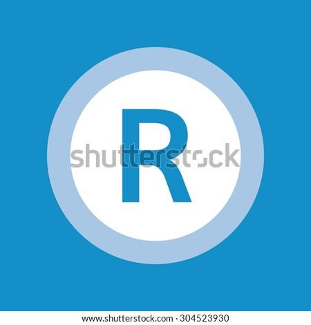 Register Now icon - stock vector