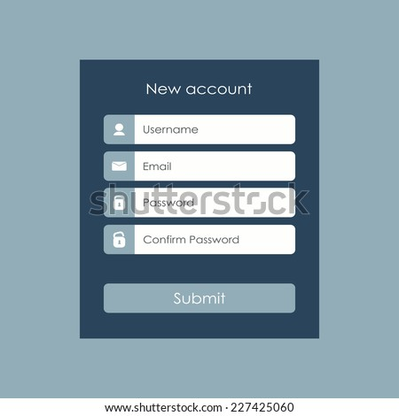 Register Form Stock Images, Royalty-Free Images & Vectors ...