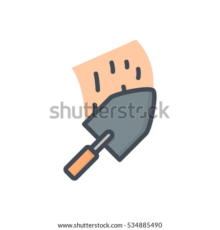 Cement Trowel Stock Images, Royalty-Free Images & Vectors ...