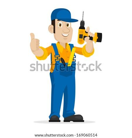 Screw Gun Stock Images Royalty Free Images Amp Vectors