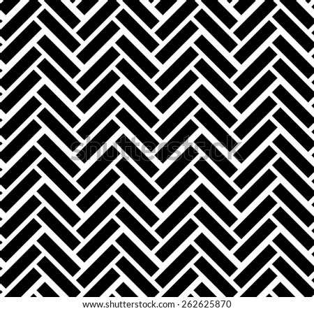 Repeatable Herringbone Pattern