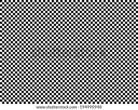 Repeating Chequered Pattern - EPS10 Vector  - stock vector