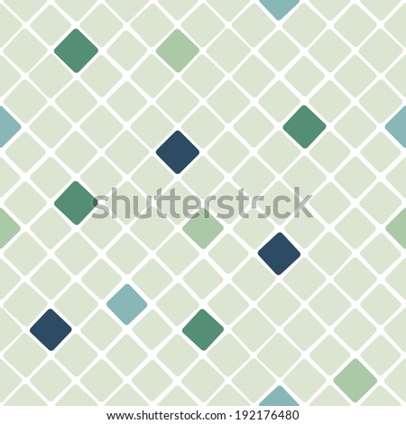 Vector Seamless Texture Endless Abstract Monochrome Stock