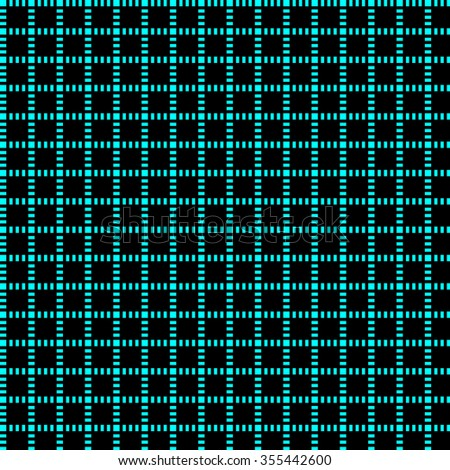 repeating seamless geometric striped pattern - vector