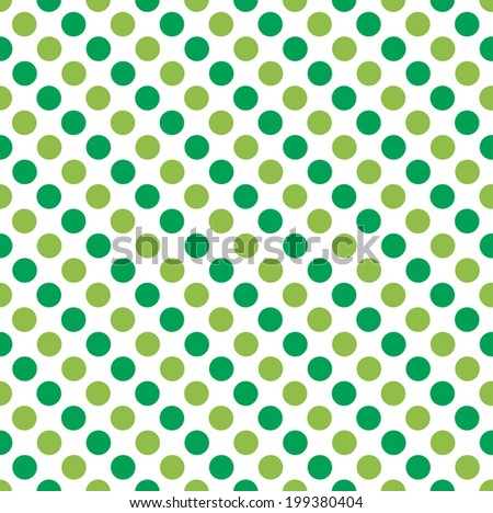 Repeating, Seamless Pattern of Light and Dark Small Polka Dot Pattern - VECTOR - stock vector