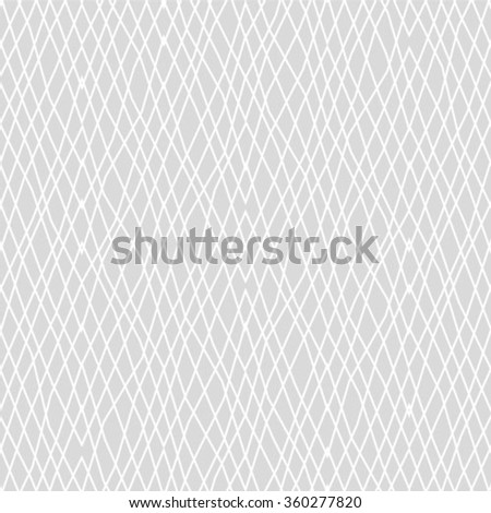 Repeating seamless vector background. Grey and white texture.  - stock vector