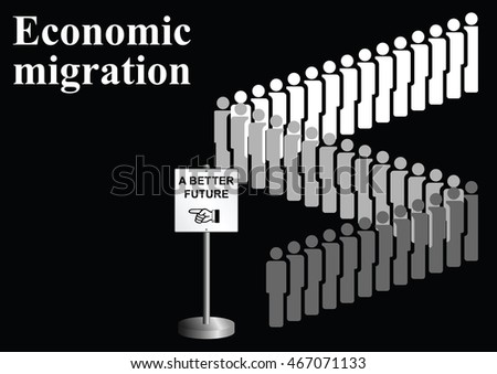 economic migration a threat or a Pros and cons of international migration and economic effects of immigration on the and immigration is reported in terms of a threat and invasion.
